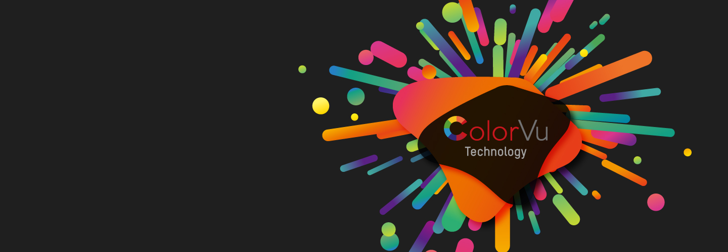 ColorVu banner.